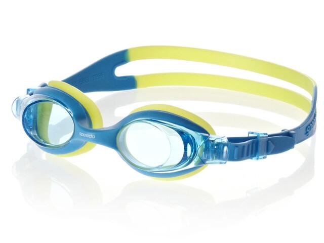 speedo Infants Sea Squad Skoogle Sport Blue/Hydro Green